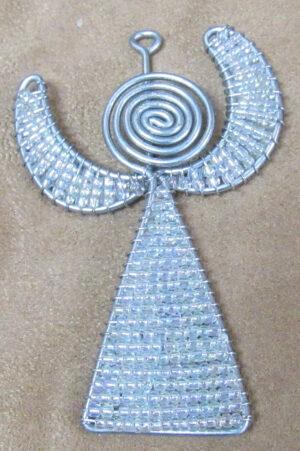 Angel Beaded Ornament